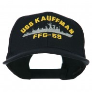 USS Navy Oliver Hazard Perry Class Frigate Military Cap - FFG59