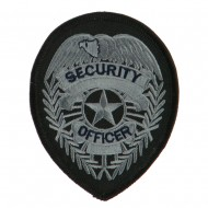 USA Security and Rescue Embroidered Patch - Security Officer 2