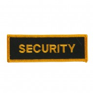 USA Security and Rescue Embroidered Patch - Security