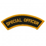 USA Security and Rescue Embroidered Patch - Special Officer