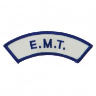 USA Security and Rescue Embroidered Patch - EMT 2