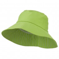 UV 50+ Ladies Sun Hat - Apple Green