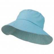 UV 50+ Ladies Sun Hat - Baby Blue