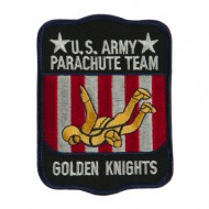 US Army Military Large Patch - Parachute Team