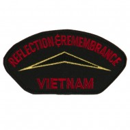 Big Size Veteran Military Large Patch - Vietnam