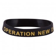Veteran Silicone Wristband - Operation New Dawn