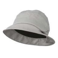 Infinity Selection Ladies Wired Bucket Hat - Grey