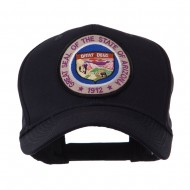 US Western State Seal Embroidered Patch Cap - Arizona