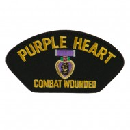 War Military Large Patch - Purple Heart