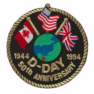 War Related Patches - Day