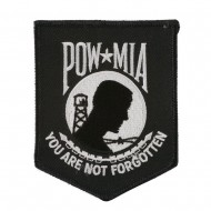 War Related Patches - POW MIA