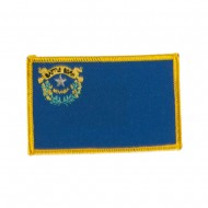 Western State Embroidered Patches - Nevada