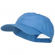 Washed Chino Twill Cap - Blue