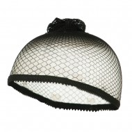 Closed Top Weaving Net - Black
