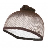 Closed Top Weaving Net - Brown