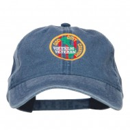 Veteran God Duty Country Embroidered Cap - Navy