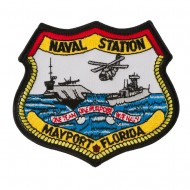 Navy Airfield Squadron Patches - Naval Station