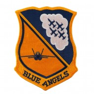 Navy Airfield Squadron Patches - BA Cloud