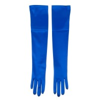 Glove - Royal Satin 12BL 19 Inches Glove