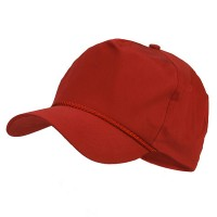 Ball Cap - Gamet Light Cotton Twill Golf Cap