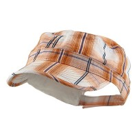 Cadet - Orange Twill Fashion Engineer Cap