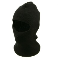 Face Mask - Fleece Lined One Hole Face Mask | Free Shipping | e4Hats.com