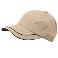 Ball Cap - Low Profile Long Bill Cap | Free Shipping | e4Hats.com