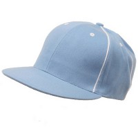 Ball Cap - Blue Prostyle Wool Look Cap