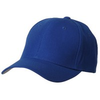 Ball Cap - Royal Blue Pro Style Fitted Cap