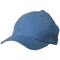 Ball Cap - Sky Ultra Fit Deluxe Brushed Cap