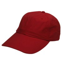 Ball Cap - Red UV 45+ Sun Protection Sunshields Caps
