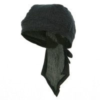 Wrap - Denim Blue Denim Series Head Wraps
