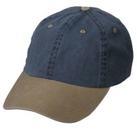 Ball Cap - Low Profile Washed Cap | Free Shipping | e4Hats.com