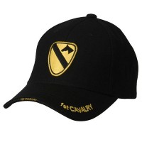 Embroidered Cap - 1st Cavalry Military Cap