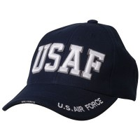 Embroidered Cap - USAF Military Cap