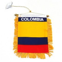 Banner - Colombia World Mini Banner