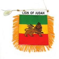 Banner - Lion Judah World Mini Banner