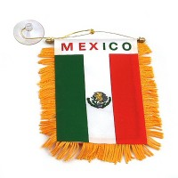 Banner - Mexico World Mini Banner