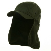 Flap Cap - Camouflaged Sun Cap | Free Shipping | e4Hats.com
