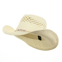 Western - Natural Outback Toyo Cowboy Hat
