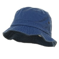 Bucket - Royal Pigment Dyed Bucket Hats