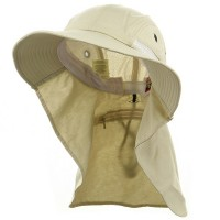 Outdoor - Stone UV 45+ Extreme Condition Flap Hats