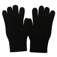 Glove - Black White Large Men's Magic Gloves | Coupon Free | e4Hats.com