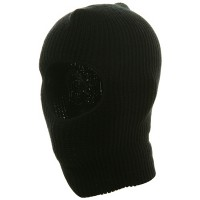 Face Mask - Black Child One Hole Ski Mask