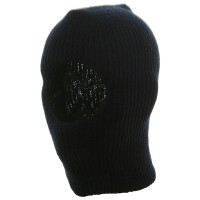 Face Mask - Navy Child One Hole Ski Mask