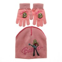 Beanie - Barbie Beanies with Gloves | Free Shipping | e4Hats.com