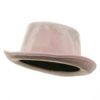 Dressy - Shiny Top Hat with Elastic Band | Free Shipping | e4Hats.com