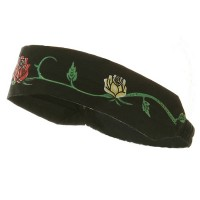 Band - Rose Headbands (color)