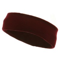 Band - Maroon Head Bands