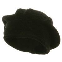 Beanie - Black New Rasta Beanie Hat | Coupon Free | e4Hats.com